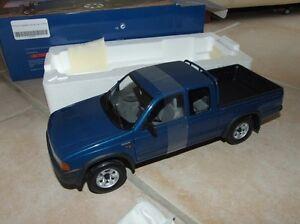 ford ranger i jeep bleu action performance 1 18 ebay. Black Bedroom Furniture Sets. Home Design Ideas
