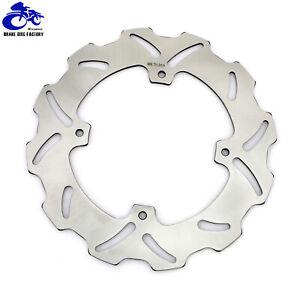 Rear Brake Disc Rotor For Honda CR125 250R 02-08 CRF250R 250X CRF450R 450X 02-17