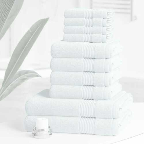 Pack of 24 Face Cloths Towels 500 GSM Wash Cloths Flannels 100/% Egyptian Cotton