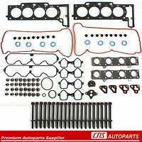 93-94 Gm Cadillac 4.6l 281ci V8 Cylinder Head Gasket Set Bolts Parts Vin 9, Y