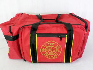 Image Is Loading Firefighter Turnout Bag