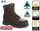 Craftsman Kryptor Men's Steel Toe Work Boot Oil Slip Resistant Wide Waterproof