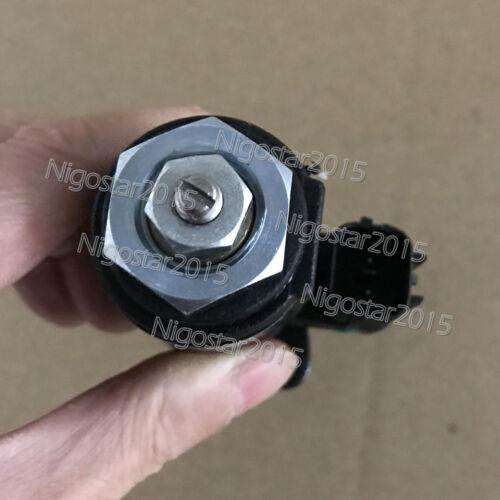 New Solenoid Valve KDRDE5K-31//30C50-102 for Kobelco SK200-6E SK230-6E SK330LC-6E