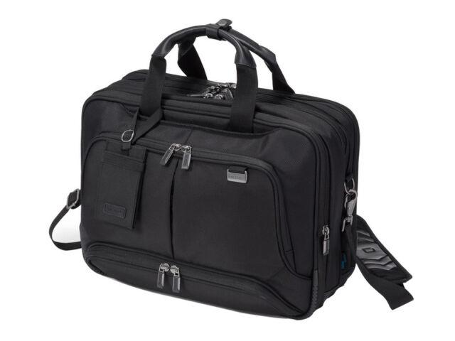 Dicota Top Traveller Twin PRO 14-15.6 Laptop -Notebooktasche bis 39.6cm NEU