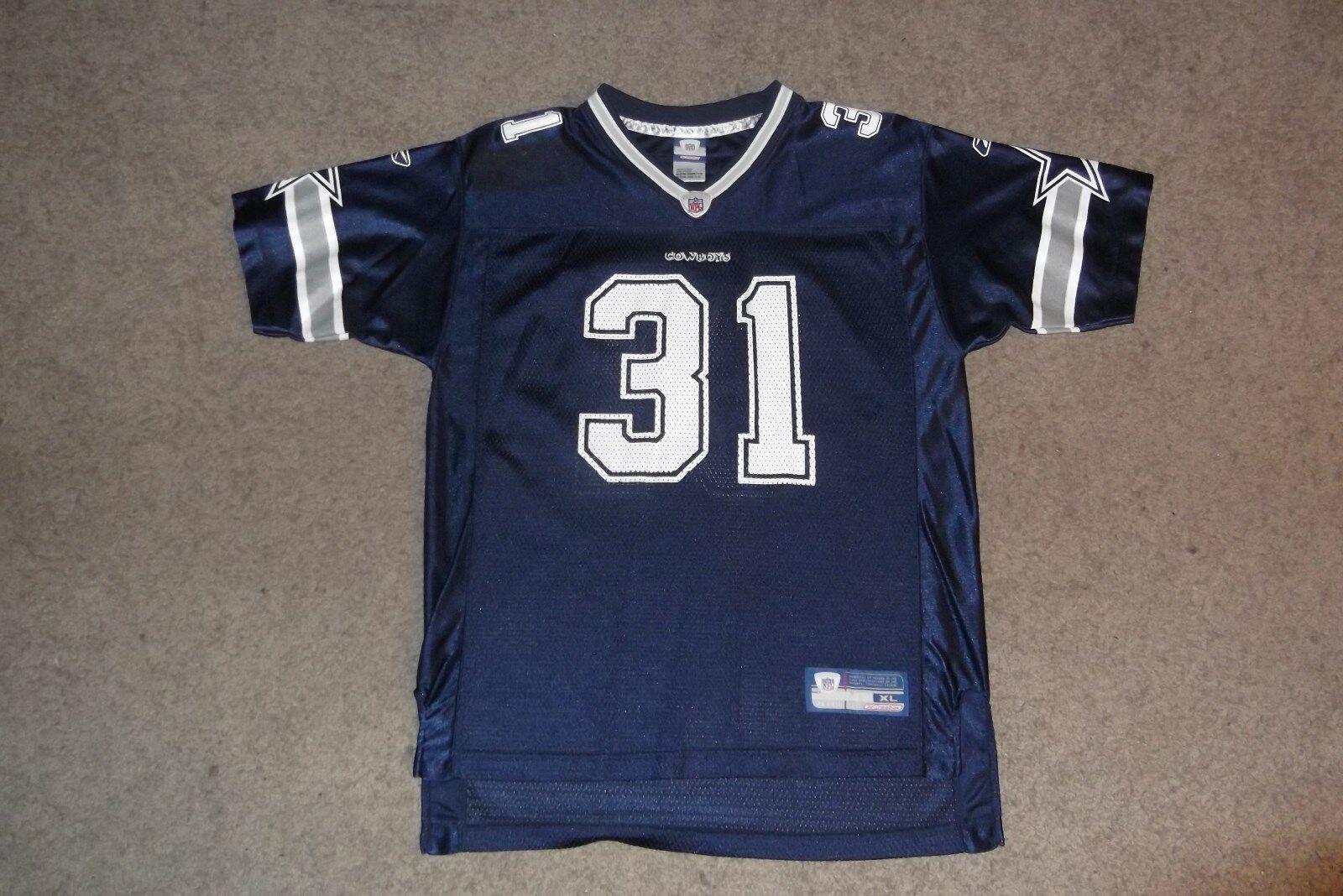ROY WILLIAMS  31 Cowboys Jersey Men Boys Youth XL 136