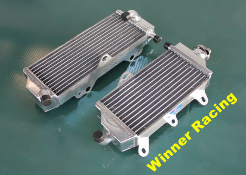 Fit Yamaha WR450F WR 450 F 2012-2015 2013 2014 Braced Aluminum Alloy Radiator