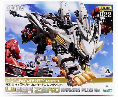 NEW Kotobukiya ZOIDS HMM 022 RZ-041 LIGER ZERO 1//72 Plastic Model Kit