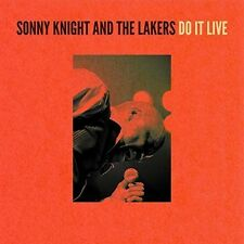 Sonny Knight & Lakers - Do It Live [New CD]