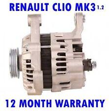 2005-2015 Alternador Renault-Clio-MK3 16 V Mk III 1.2 MX