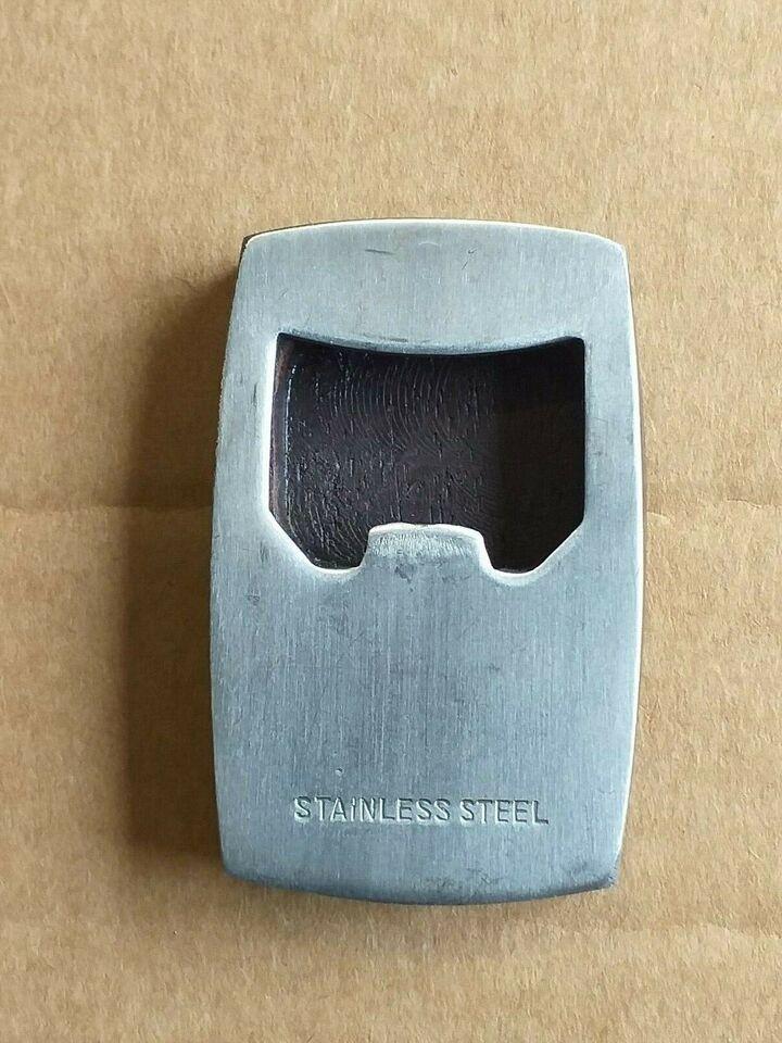 Rustfrit stål, Palisander oplukker, Retro / vintage