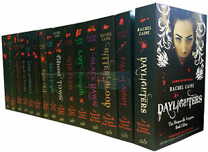The-Morganville-Vampires-Series-Collection-Rachel-Caine-15-Books-Set-Daylighters