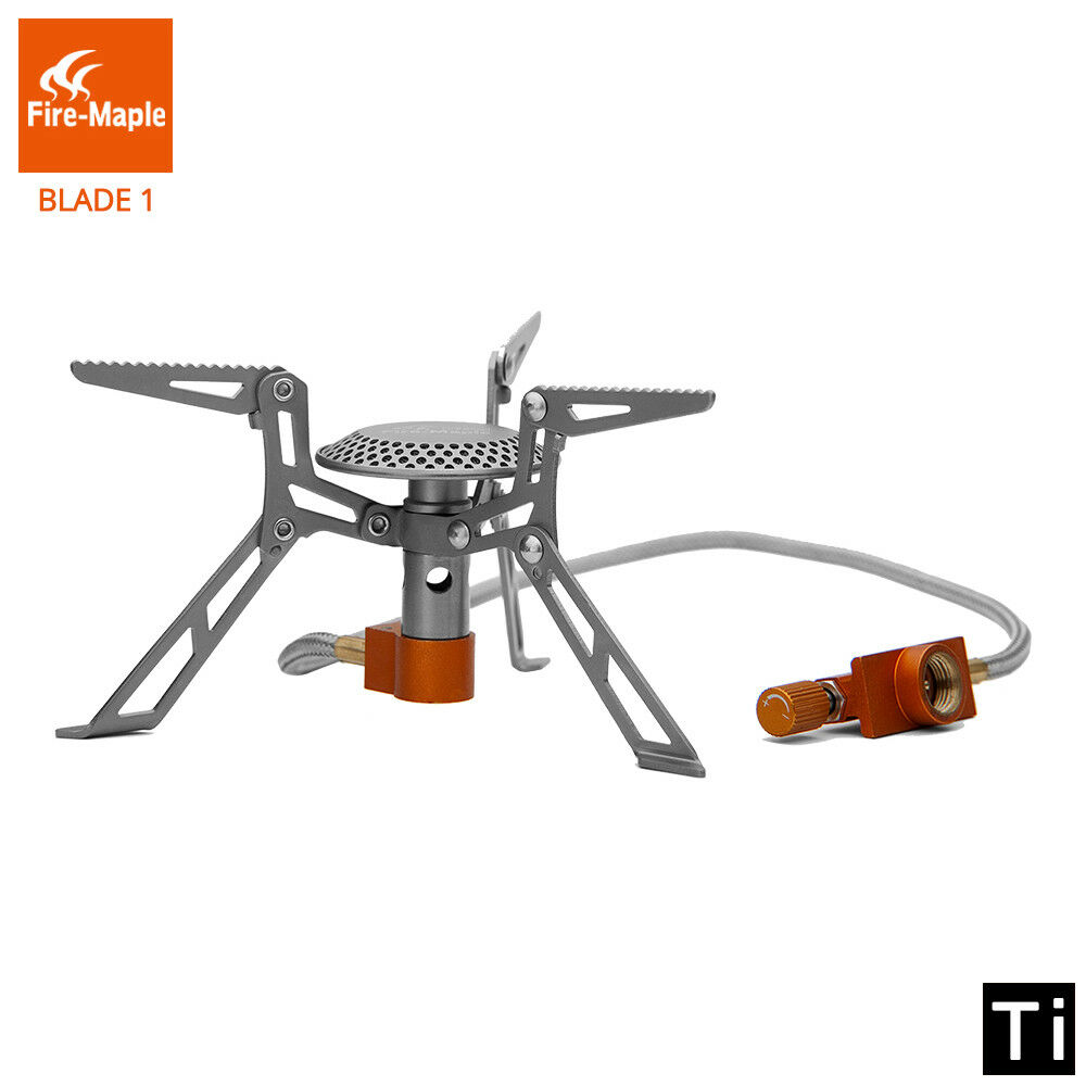 Fire Maple Gas Burners Titanium Ultralight Stove Foldable  Furnace for Picnic  online store