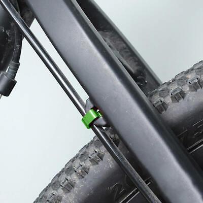 Bike Bicycle Frame U Buckle Tubing C-Clips 10Pcs//Bag