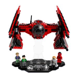 Présentoir pour Lego Star Wars Major vonreg/'s Tie Fighter 75240