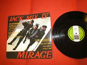 Mirage-Jack-Mix-IV-vinyl-LP-mint-condition
