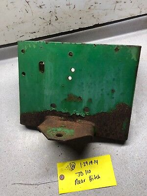 Roller John Deere Sleeve Hitch Lift Cable Pulley Fits 110 112