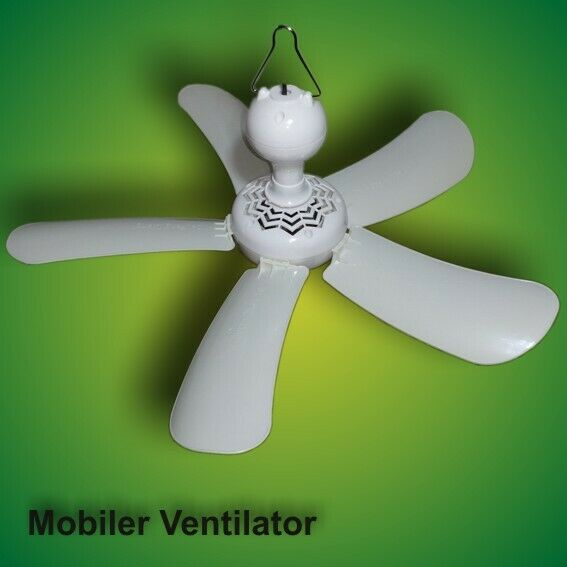 Ventilatore a soffitto, ventilatore mobile, Ventilatore Mini Air-Cooler, ventole, clima, di raffreddamento