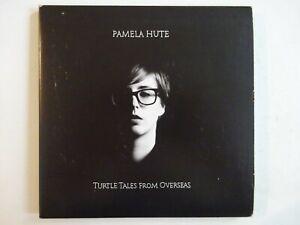 PAMELA HUTE : TURTLE TALES FROM OVERSEAS ♦ CD Album Promo ♦