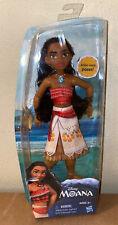 Disney Moana of Oceania Adventure Doll Poseable Hasbro
