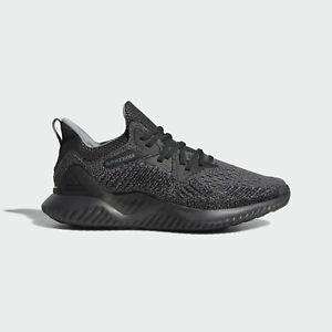 AQ0573] Men Running Shoes Black/Grey