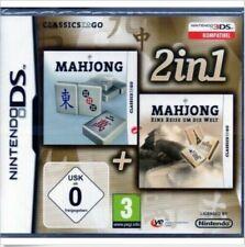 Artikelbild 2 in 1: Mahjong 1 + 2 (NDS), NEU&OVP