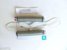 Türscharnier Feder Zugfeder Zugseil Set Spülmaschine Siemens Bosch Neff Rosa