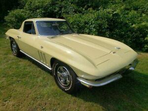 1966 Chevrolet Corvette SIMILAR TO 1963 OR 1964 OR 1965 OR 1967