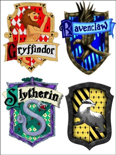 Harry Potter Bouclier Toppers