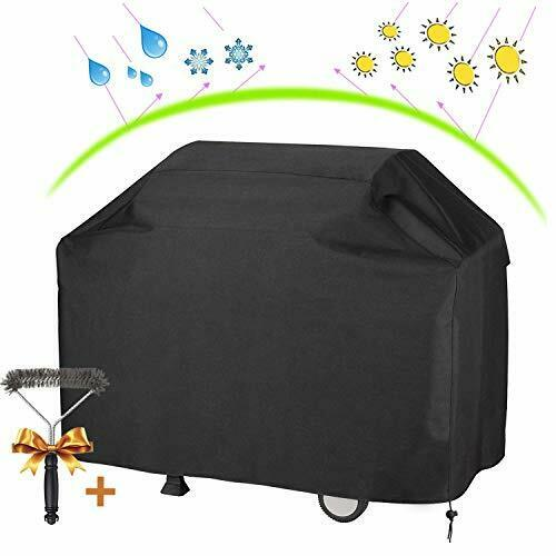 Housse Barbecue Bache Protection BBQ Couverture Anti-UV Imperméable Weber