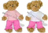 Teddy Bears Clothes Fits A 12 Bear Skirt & Trousers Build Your Teddies Outfits