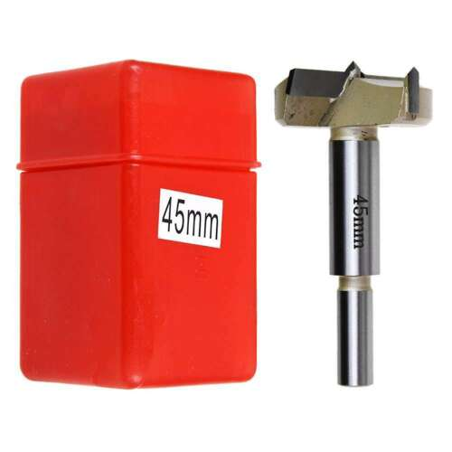 15mm-60mm Wood Forstner Drill Bit Woodworking Hole Saw Cutter Hole Boring BitsTO