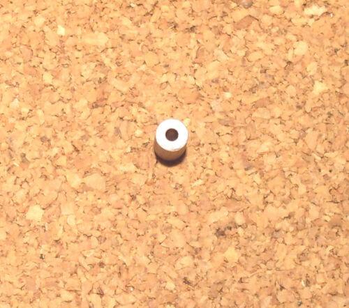 50 bzw 10 C 25 100 Stück Ferritperlen Maße:ADxIDxH mm 3,60x1,3x5,25mm gr//li
