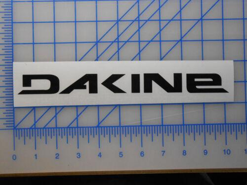 Dakine Logo Decal 20.3cm 25.4cm Moto Skate Surf Snow Boarding Ski Gloves