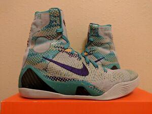 official photos c8733 a734f Image is loading Nike-Kobe-IX-9-Elite-High-Hero-Draft-