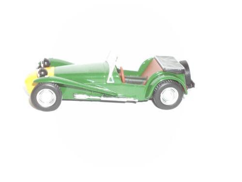 Sammlung Modellauto LOTUS SEVEN von DeAgostini 1:43 # 18 NEU!