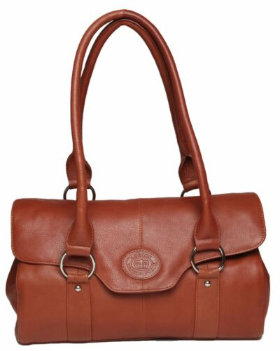 Ladies Leather Tote Bag Shoulder New Designer Genuine London Satchel Handbag fRxanqPW