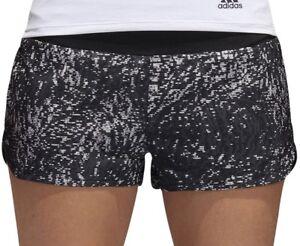 Adidas Supernova Glide Print Womens Running Shorts Black Clothing, Shoes & Accessories