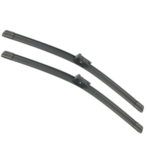 """pair 24+20/"""" front Windshield Wiper Blades For Audi A5 RS5 A4 S4 B8 flat wiper"""