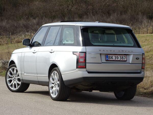 Land Rover Range Rover Sport 5,0 SCV8 Autobiography aut. - billede 2