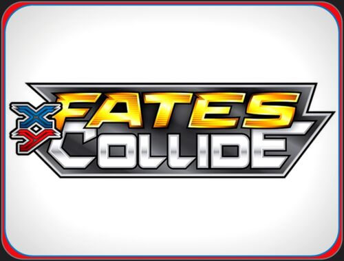 XY Fates Collide Booster Code Cards ~ Pokemon Online TCGO Codes Digital Delivery