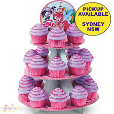 My Little Pony Party Supplies Birthday Cake Cupcake Stand Wilton Treat Holder