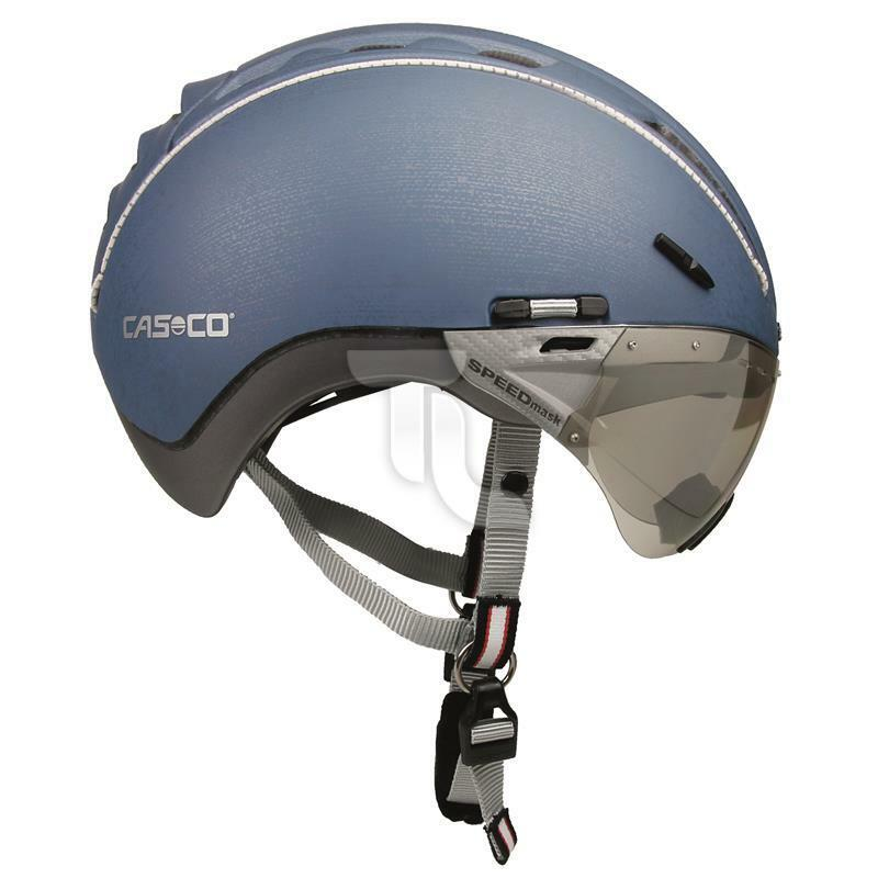 Casco  Roadster Radhelm blue mit Visier 3611 Fahrradhelm NEU  just buy it