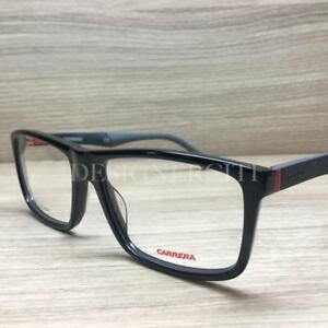 f083ab1359d Carrera CA 8824 V 8824 V Eyeglasses Black Matte Grey 807 Authentic ...