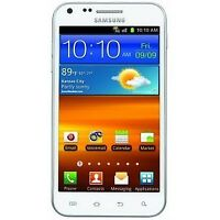Samsung Galaxy S II Cell Phone