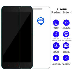 a0f5bf0c6 2x Tempered Glass Screen Protector Film 9H Hardness For Xiaomi Redmi ...