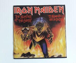 Iron-Maiden-El-Numero-De-La-Bestia-Single-Spanish-Press
