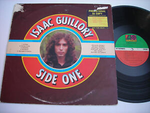 Isaac-Guillory-Self-Titled-Original-1974-LP-VG-PROMO