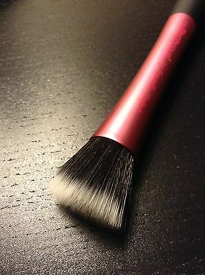 "1 REAL TECHNIQUES Makeup Brush - Stippling Brush ""RT-1408"" NIB"