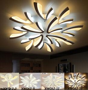 LED Deckenleuchte 2017 Ø mit Fernbedienung Lichtfarbe//helligkeit einstellbar A+