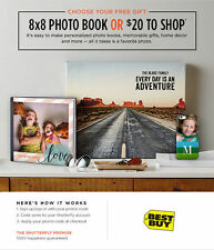2x Shutterfly promo code 8x8 Photo Book OR $20 to shop exp 1st august